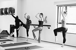 Bring a friend or two and come and enjoy a yoga, nia or barre fit class!!