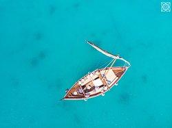 Zuri LaPorte dhow boat