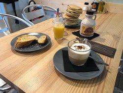 Une idée de petit-déjeuner chez HARRY