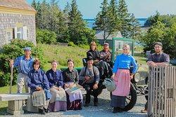 Le Village Historique Acadien de la Nouvelle-Ecosse