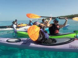 Wolf's Kayaking Club Bahamas - Training, EcoTours & Adventures