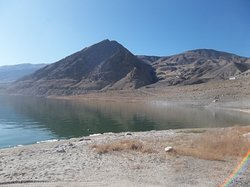 Walker Lake from Boat launch