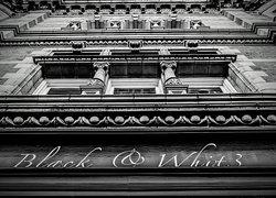 Black & Whit3