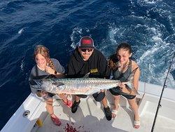 Big Daddy king mackerel!