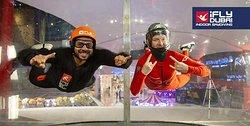 iFly Dubai Indoor Skydiving