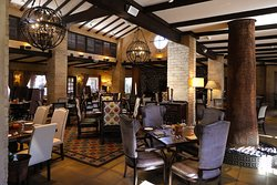 T. Cook's at the Royal Palms Resort & Spa, 5200 E Camelback Rd, Phoenix, AZ - Interior Dining Area