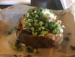 Baket potato
