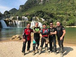 Ban Gioc waterfall - North Vietnam