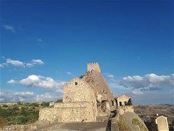Castello di Sperlinga.