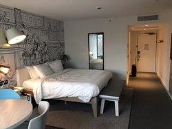 Spacious standard room