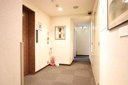 Gray Carpet Elevator