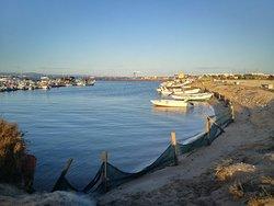 Da Olhao a isola Culatra