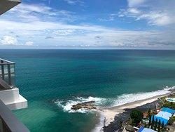 Beautiful view from a condo we toured in Coronado