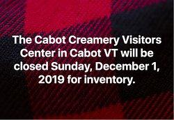 Cabot Visitors Center