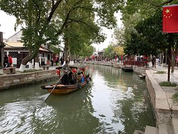 Excellent Zhujiajiao Ancient Water Town and River Cruise