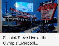 Seasick Steve Gig