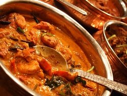 Specialty Indian Curries  Connoisseurs choice original Indian food curries, prepared carefully with selected authentic ingredients.
