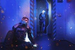 Space Invasion Escape Room