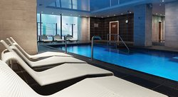 The Club And Spa At The Cube