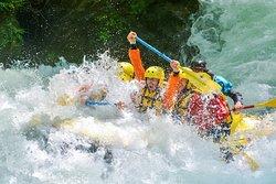 Rafting Marmore