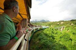 Scenic Train Tour