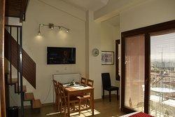 Thessaloniki Hotel Kripis apartment No4