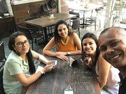 Almoço com as amigas