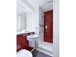 New Super Room Red Bathroom