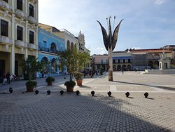 Charming Old Square