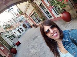 Paseo por plaza Canning