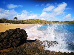 Colorá Beach bei Fajardo auf Puerto Rico