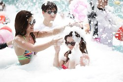 Foam Party every Saturday