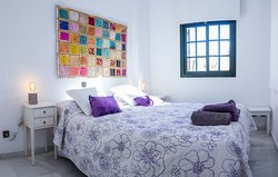 2º Dormitorio . Cama de 150 x 190
