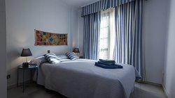 3º Dormitorio con cama de 150 x 190