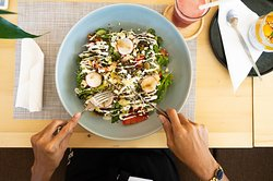 Healthy tasty only at BOOST | Cafe restaurant
