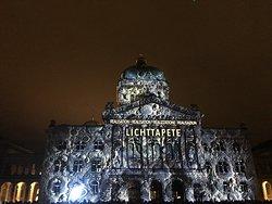 Spettacolo serale Rendez vous Bundesplatz, 50 anni dall'allunaggio
