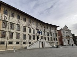 Palazzo della Carovana e Chiesa di Santo Stefano