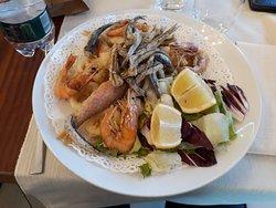 Так выглядели наши морепродукты