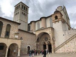 Lower Church entrance