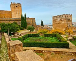 The Alhambra of Granada, Spain by Jeremiah Christopher