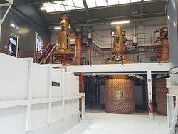 Glengoyne Distillery Stills
