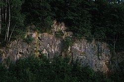 Skały z przed 380 mln lat