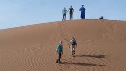 De dune en dune...