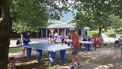 Le tournoi de ping-pong : événement incontournable de l'été !