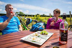 Amazing wine and lunch stops on the Great Taste Trail