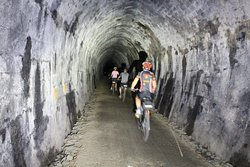 Spooners Tunnel, longest disused rail tunnel in the Southern Hemisphere