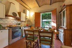 Foto della cucina/soggiorno