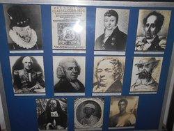 Kända personer under slavhandelns historia.