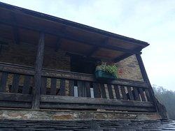 Balcón de nuestra habitación.