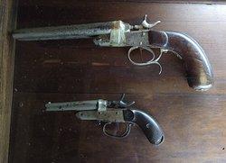 Armas utilizadas